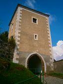 Medieval defense tower