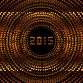 Scintillating New Year 2015