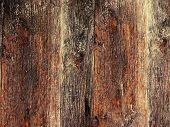 Old Grunge Wooden Texture.
