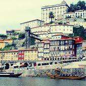 Ribeira And Wine Boats(