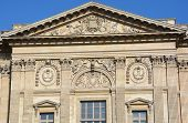Details of :Louvre Museum