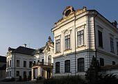 Bishop`s Palace In Veszprem