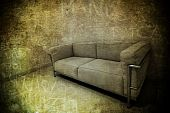 Sofa In A Room