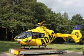 Adac Air Rescue Helicopter