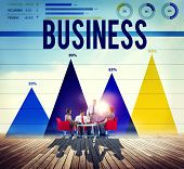 picture of enterprise  - Business Growth Opportunity Enterprise Firm Concept - JPG