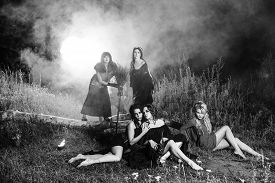 pic of wicca  - Whitches coven - JPG