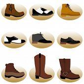 fashion man shoes