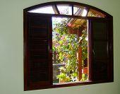 Home Window View