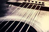 guitar poster