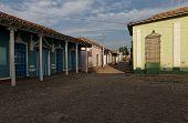 Trinidad Cuba Alleys