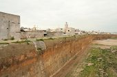 El Jadida Defensive Wall