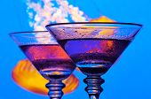 Two Grape Martini'S