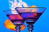 Two Grape Martini'S