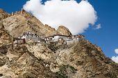 Tingri City In Tibet
