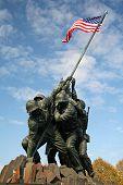 Marine Memorial In Us Capitol