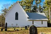 Cementerio de la iglesia