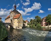 Old Town Hall, Bamberg, Germany