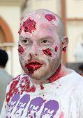 Zombie Walk In Brazil