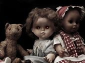 Dark Series - Vintage Spooky Doll