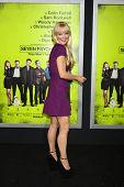 LOS ANGELES - 30 de OCT: Charlotte Ross en el estreno de
