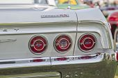 White Chevy Impala Ss Tail Lights