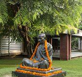 Statue Of Mahatma Gandhi