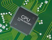 Cpu Circuit Board