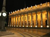 Theater Of Bordeaux