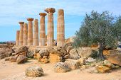 Sicília - Valle Dei Templi