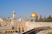 picture of mosk  - Jerusalem and it - JPG