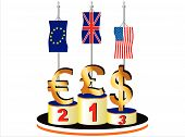 Currency Race In Difficult Economic Times