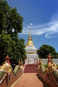 Thai Temple In North Of Thailand