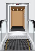 Elevator - Escalator