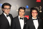BEVERLY HILLS - JUN 16: Il Volo at the 40th Annual Daytime Emmy Awards at The Beverly Hilton Hotel o
