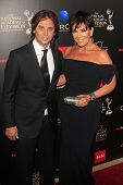 BEVERLY HILLS - JUN 16: Jonathan Cheban, Kris Jenner at the 40th Annual Daytime Emmy Awards at The Beverly Hilton Hotel on June 16, 2013 in Beverly Hills, California