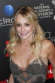 BEVERLY HILLS - JUN 16: Taylor Armstrong at the 40th Annual Daytime Emmy Awards at The Beverly Hilto