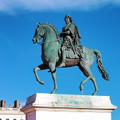 Equestrian Statue Of Louis Xiv