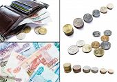 Rouble Of Different Values