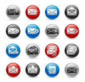 E-mail Icons // Gel Pro Series