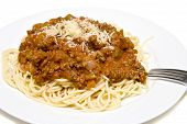 Spaghetti With Meat Sauce poster