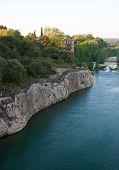 The Rocks Of Gardon River