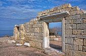 Постер, плакат: Руины древнего греческого храма