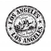 Los Angeles-Grunge-Stempel