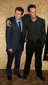 Kevin Connolly and Kevin Dillon  at the