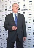 Frank B. Moorman  at a screening of