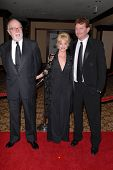 Gil Cates, Dana Daurey and Gil Cates Jr. at the 62nd Annual DGA Awards - Arrivals, Hyatt Regency Century Plaza Hotel, Century City, CA. 01-30-10