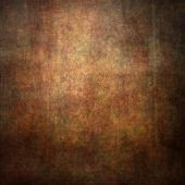 Abstract painted brown texture