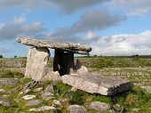 Ancient Tomb In Ireland Tr1