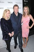 Kathy Hilton, Rick Hilton and Nicky Hilton  at a Vogue Dinner Honoring Vera Wang, Vera Wang Store, Los Angeles, CA. 03-02-10