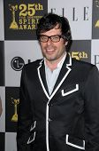 Jemaine Clement at the 25th Film Independent Spirit Awards, Nokia Theatre L.A. Live, Los Angeles, CA